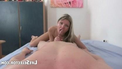 Молодая и сексуальная Джина Джерсон даже на работе находит время для ебли